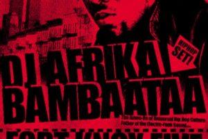 Afrika Bambaataa am 01_06_206