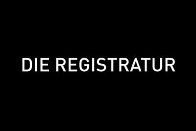 Logo der Alten Registratur
