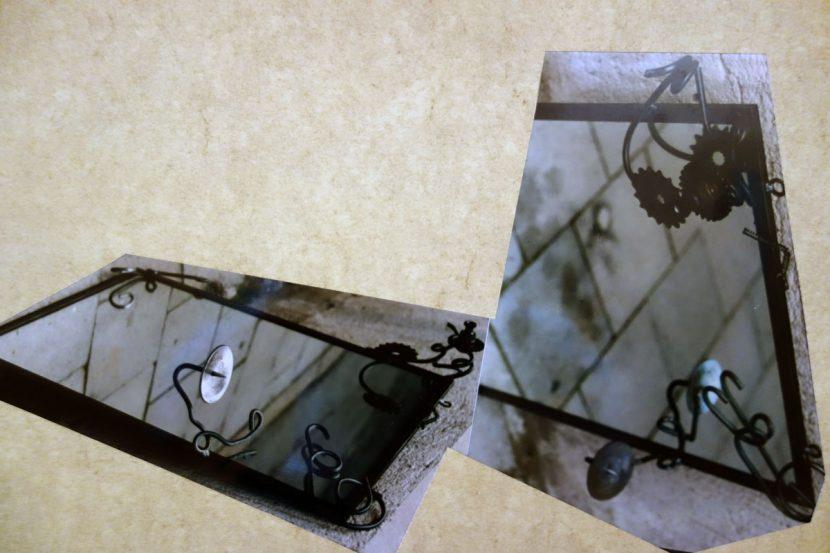 Organischer Spiegel