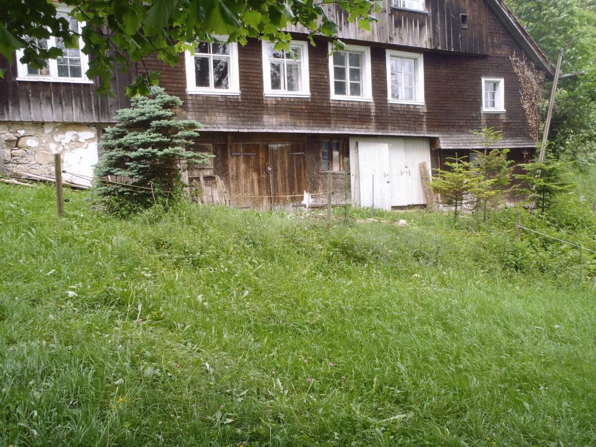 Altes Haus Ostansicht