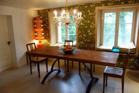 Travo Esstisch mit Stühlen